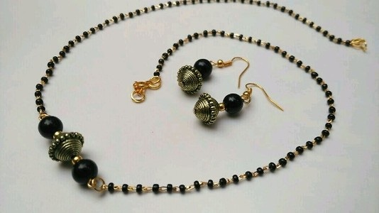 Fancy mangalsutra set