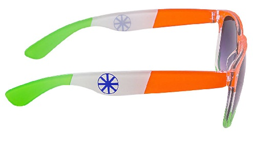 Flag printed Mens Sunglass -30