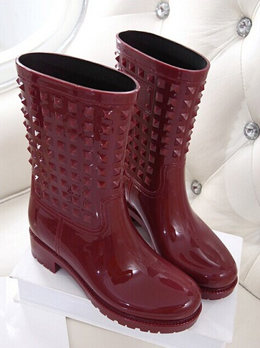 Full Safety Gumboot for women