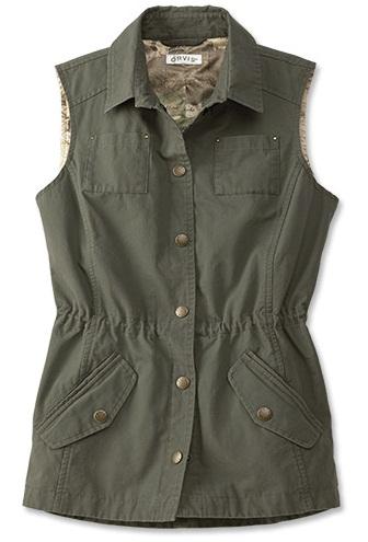 Funky Cotton Vest for women
