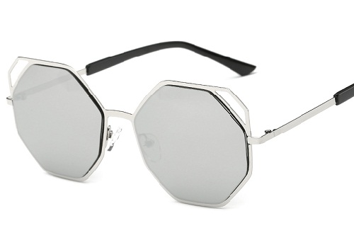 Geometric Mens Sunglass -12
