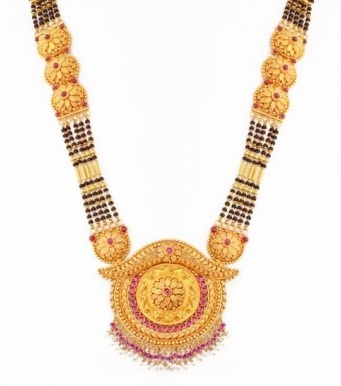 Gold Mangalsutra Designs With Vati Home Design Ideas