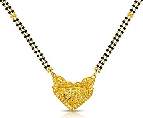 Gold Mangalsutras