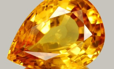 Golden Topaz Birthstone