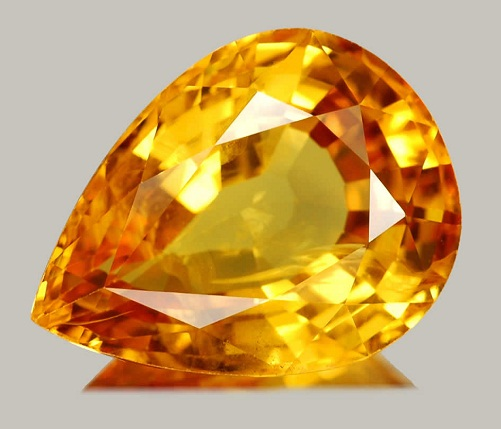 Golden Topaz Birthstone