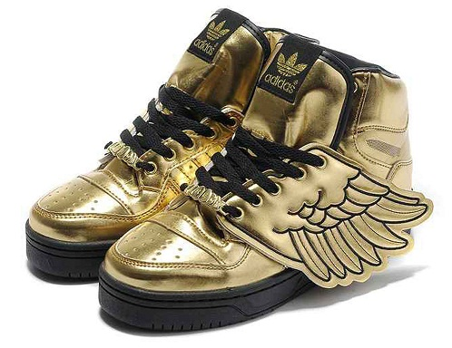 Golden-wing Sneaker For Women -16