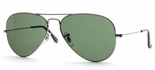 Green Lens Mens Sunglass -18