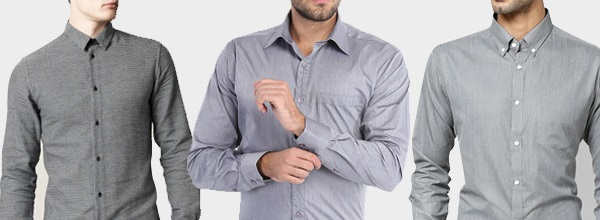 331b63d79a67 15 Latest & Beautiful Grey Shirts For Men and Women