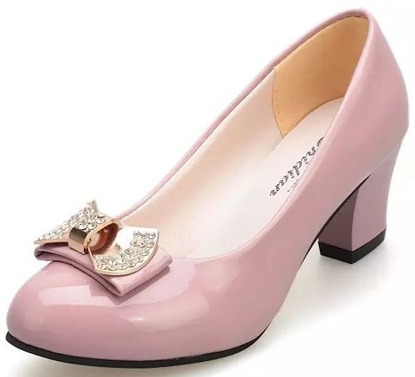 Heel shoes for women