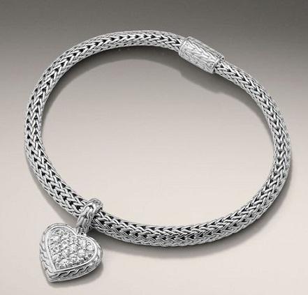 Heritage Heart Bracelet