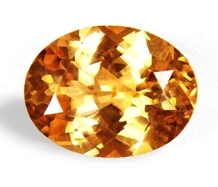Hessonite Garnet Gemstone
