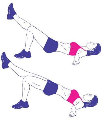 Hip and thigh Raises exercises for hips (1)