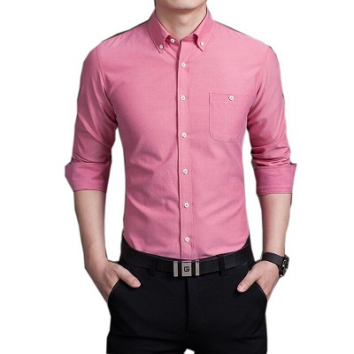 Hot Pink Men Shirts2