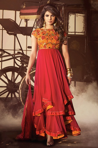 9 New And Stylish Boat Neck Salwar Designs Styles At Life