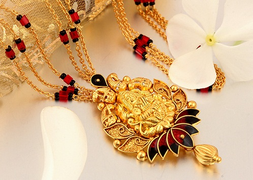 15 Beautiful Long Mangalsutra Designs With Images Styles