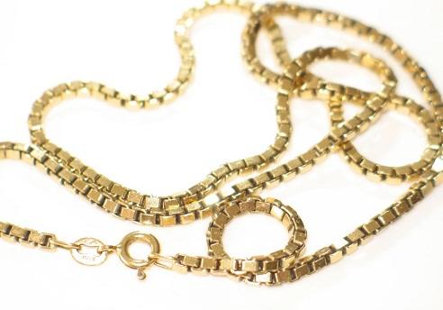 Italian Vintage Style Chain