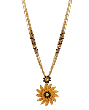 north indian mangalsutra designs