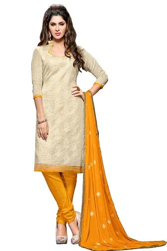 Khadi Fancy Salwar Suit