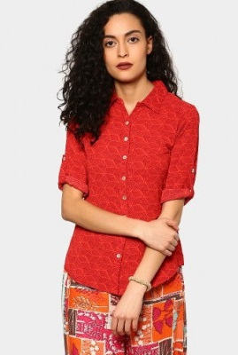 Latest Red Shirt