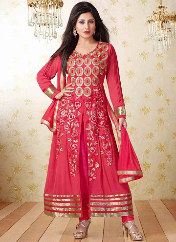 Latest Stitched Salwar Suit