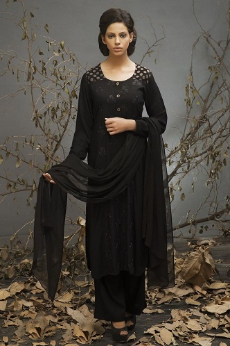 Long Casual Salwar Kameez