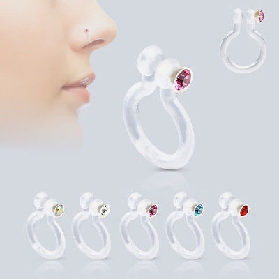 Magnetic Sparkling Nose Ring