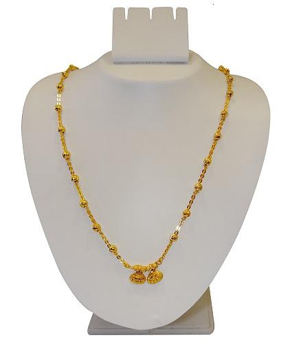 Mayuri gold shortmangalsutra
