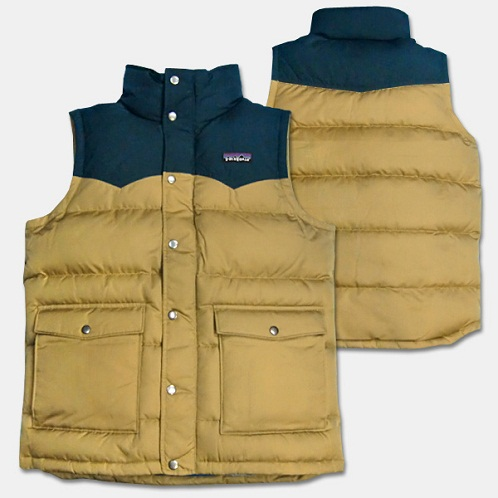 Multi-colored Woolen Outdoor Vest for men
