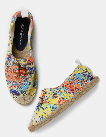 Multi colored women's casual shoes -4