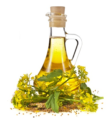 Mustard oil for Skin Tightening