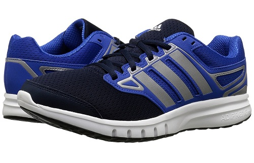 Navy Blue Men's Running Shoes