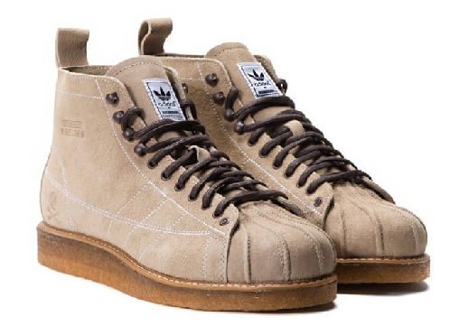 Neighborhood Adidas shelltoe boots -28