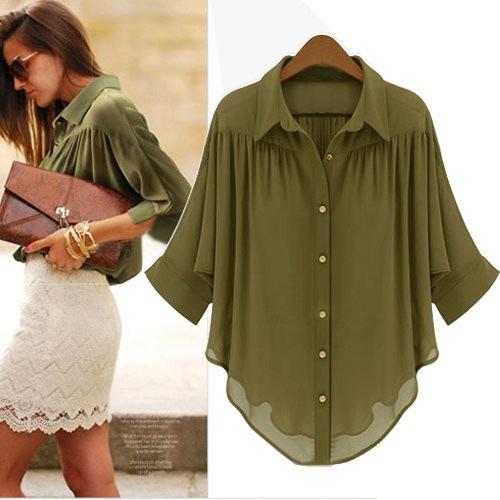 New stylish Women's casual shirt