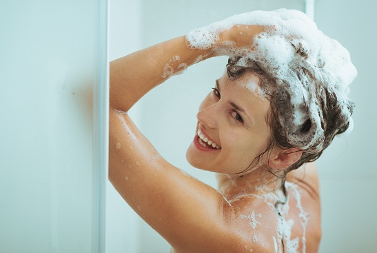 Overuse of Shampoo is not healthy