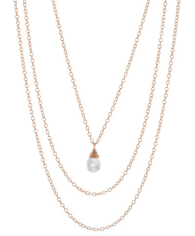 Pearl Birthstone Chain