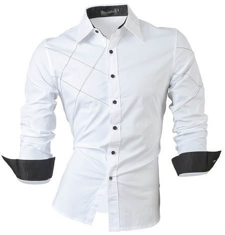 Top 20 Stylish White Shirts for Men in Fashion | Styles At Life