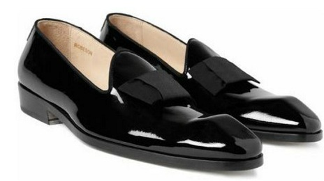 Pump loafers for men