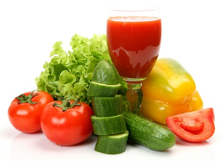 Raw Veggies Juice for Colon Cleansing (1)