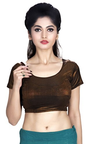Readymade Roundneck Satin blouse -22