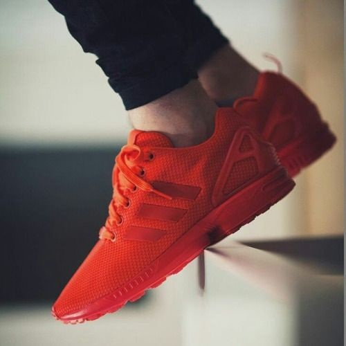 Red Adidas shoes -22