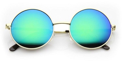Remy blue Women's sunglasses -14