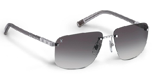 Rimless Mens Sunglass -16