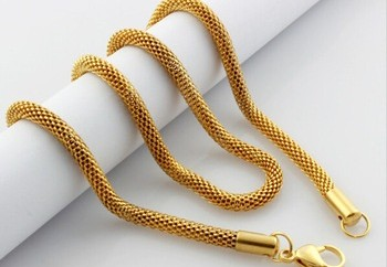18k gold chains
