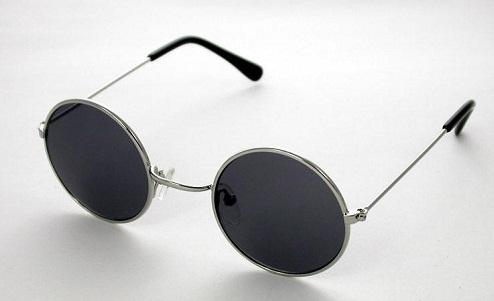 Round Frame Mens sunglass -4