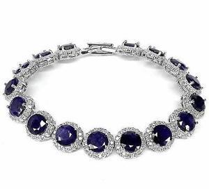 Round Gemstone Bracelet