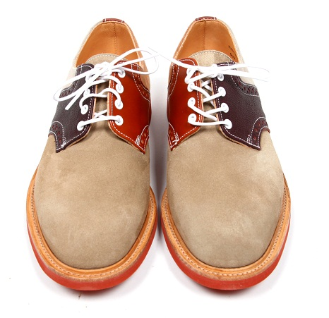 Saddle Shoe -12
