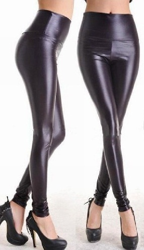 SalwarKameez Shiny Leggings