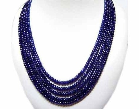 Sapphire Gemstone Beads