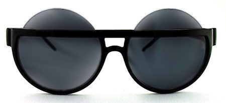 Semi-Rim Mens sunglass -17