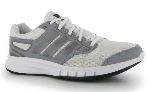 Silver Grey Elite Men's Trainer Shoes
